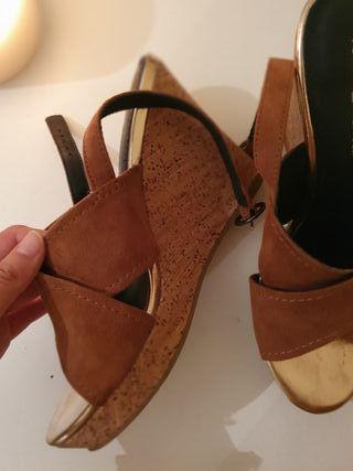 sandalias tommy