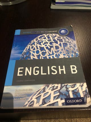 Libro bachillerato internacional inglés