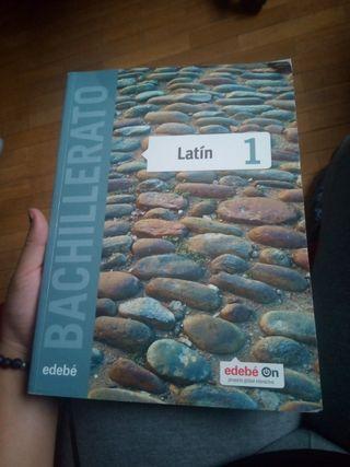 Latin I 1 bachillerato EDEBE