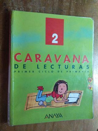 Caravana de lecturas 2 primaria Anaya