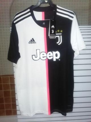 Camiseta equipación de la Juve NUEVA SIN USAR
