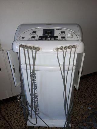 Màquina Presoterapia i electroestimulació