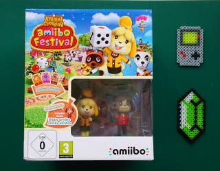 Nintendo Wii U - Animal Crossing amiibo Festival