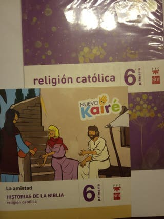 Libro Religión 6 Primaria SM