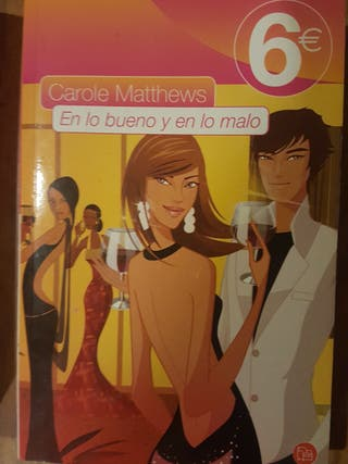 Las mejores novelas romanticas de Carole Matthews