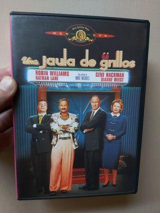 UNA JAULA DE GRILLOS