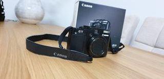 Cámara Canon Powershot G11