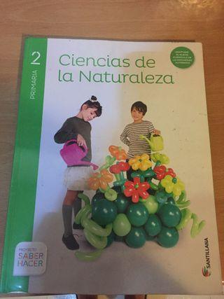 Libro Texto Ciencias de la Naturaleza 2 Primaria