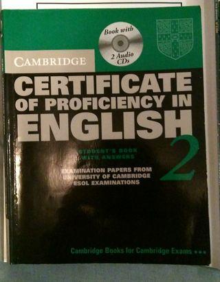 CPE book 2 Proficiency in English C2 SLP 3 y 4