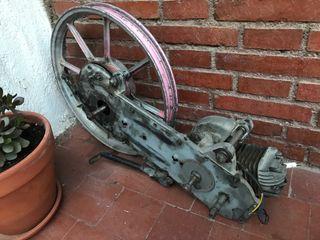 Motor Vespino AL