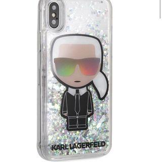 Karl Lagerfeld iphone x/xs funda
