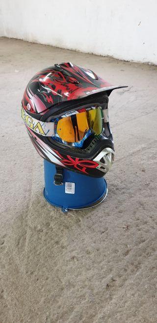 traje moto quad
