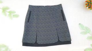 Adolfo Domínguez falda de lana Talla 38