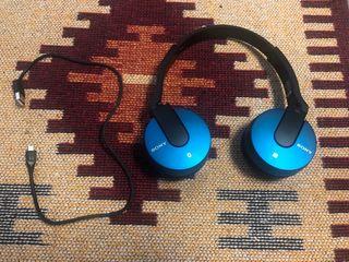 Auriculares Sony MDR-ZX550BN inalámbricos
