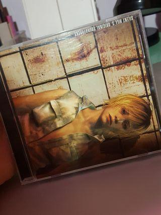 Banda Sonora oficial de Silent Hill 3