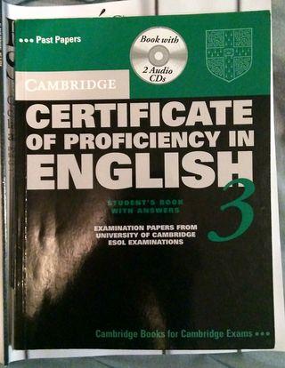 CPE book 3 Proficiency in English C2 SLP 3 y 4