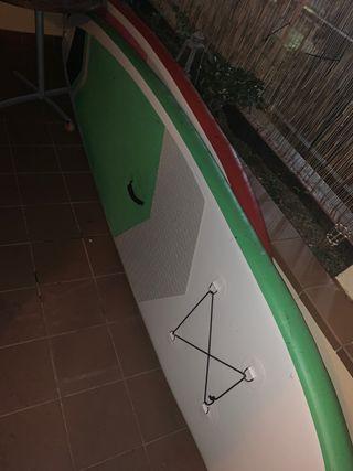 Dos tablas de paddel surf