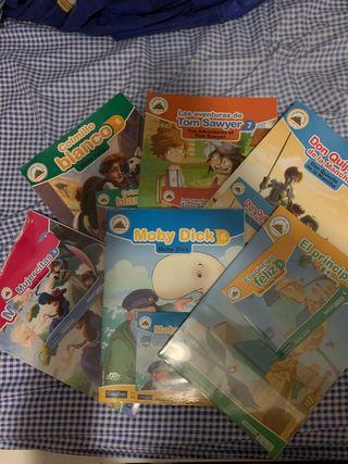Libros didácticos para niños en inglés