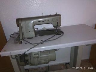 Máquina de coser cuero industrial REFREY