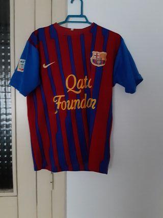 Camiseta Estilo Barcelona