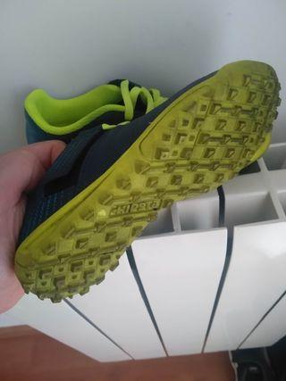 zapatillas futbol multitaco