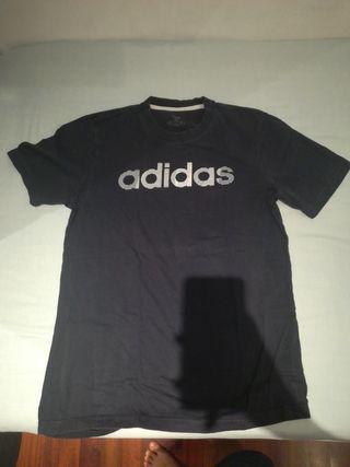 2 camisetas adidas