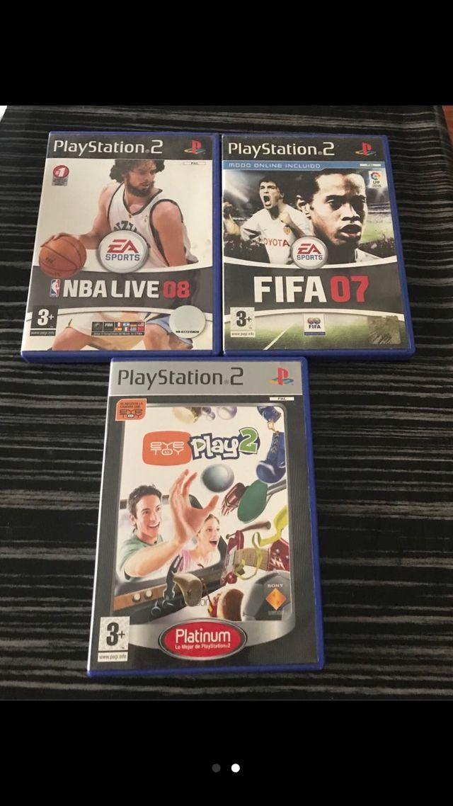 Juegos PS2 ( playstation 2 )