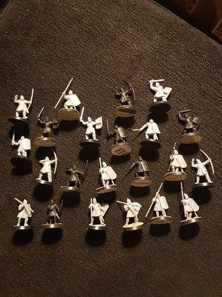 22 hombres de gondor warhammer