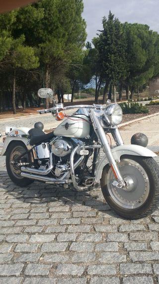 "Harley Davidson ""Fat boy softail"""