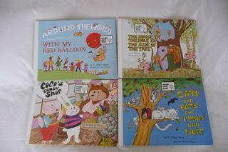 4 libros en Inglés para niños de 6 a 9 años
