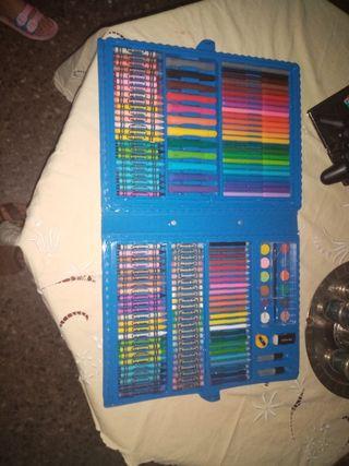 Set de colores