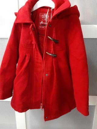 jaqueta para niña 6 a 7 años