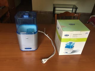 Esterilizador de biberones eléctrico
