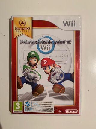 ¡Juego Mario Kart para la Wii mini!