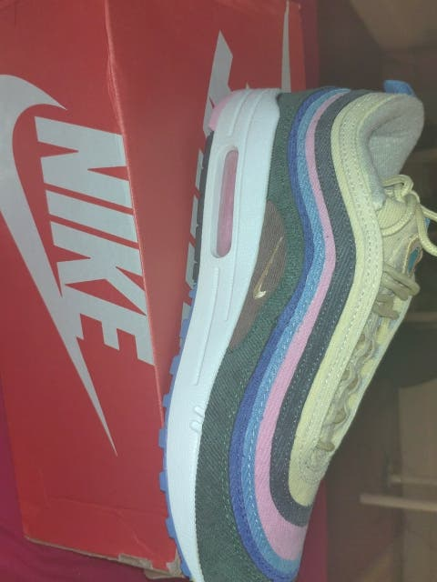 Air Max 97 multicolour Nike