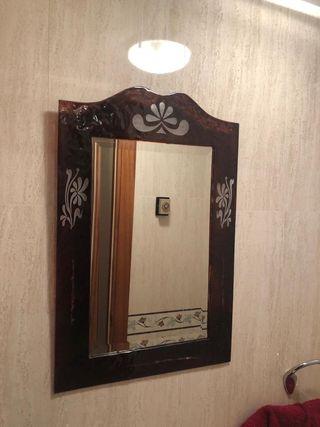 Espejo de cristal