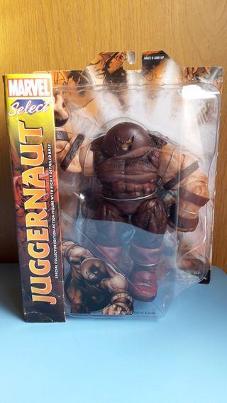 Figura de accion Marvel Select Juggernaut