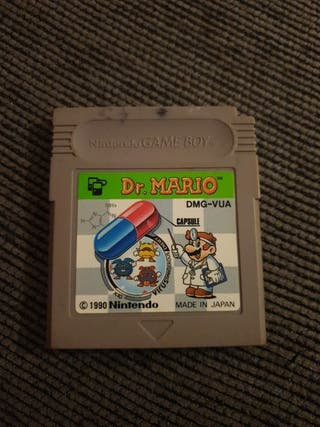 Dr Mario Gameboy Game boy