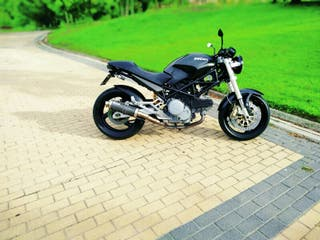 Ducati monster 620i Dark