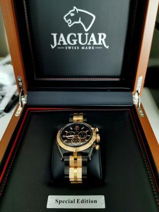 reloj Jaguar special edition!!!