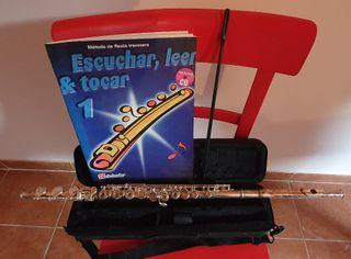 Flauta travesera Marca SOUND