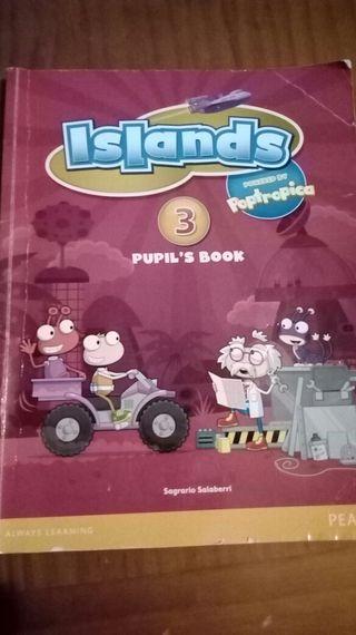 Islands 3, pupils book