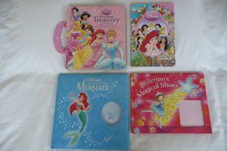5 libros infantiles niña en Inglés