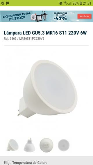 distribudor led