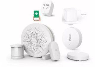 Xiaomi Kit seguridad+domotica hogar inteligente