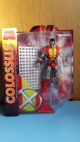 Figura de acción Marvel Select Colossus