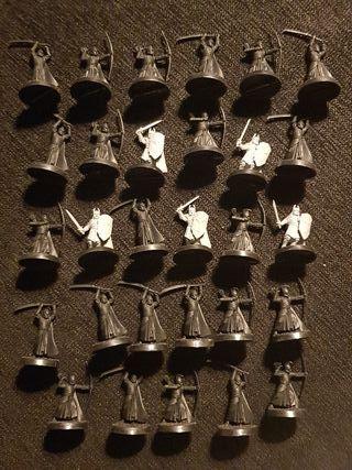 29 guerreros última alianza warhammer