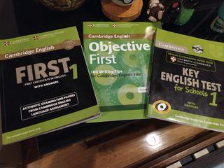 libros fce b2 ingles cambridge first certificate