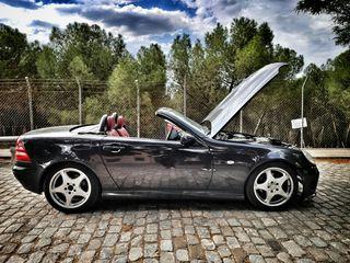Mercedes-Benz SLK 2000