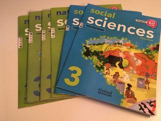 Libro texto 3 primaria